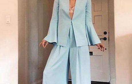 Pomladni modni navdih: Zvezdnice v pastelnih barvah