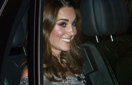 Všeč nam je jesenski stajling Kate Middleton!