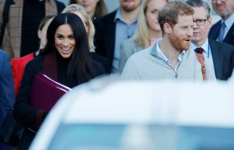 Princ Harry in Meghan Markle v veselem pričakovanju: Zibala bosta spomladi