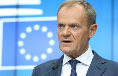 Veleposlaniki 27 članic EU so se danes dogovorili za podaljšanje brexita do 31. januarja 2020