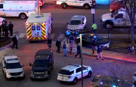 Strelski napad v tovarni pohištva v Teksasu zahteval najmanj eno smrtno žrtev
