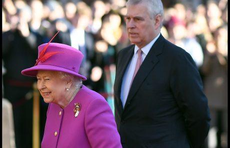 Ena od Epsteinovih žrtev toži britanskega princa Andrewa