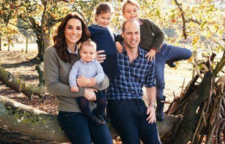 Kaj se je zgodilo s četrtim otrokom Kate in Williama?