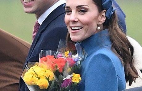 Kate Middleton, ki danes praznuje 37. rojstni dan, bo praznovala s svojo ožjo družino