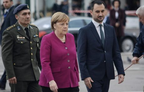 Angela Merkel: Nato se mora osredotočiti tudi na varovanje svojega ozemlja in ne samo na misije v tujini