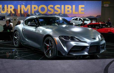 Novo generacijo Toyote supra bo proizvajala štajerska Magna