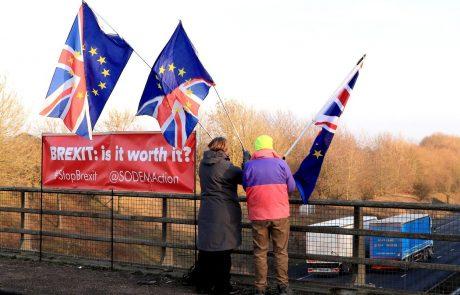 Prve ure po izstopu Otoka iz carinske unije in enotnega trga EU brez težav in zamud