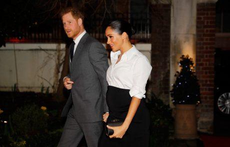 """Meghan čustveno pohvalila svojega moža: """"Harry bo najboljši očka!"""""""