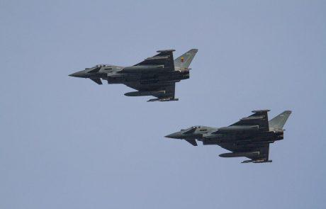 Pakistanska vojska sestrelila dve indijski vojaški letali