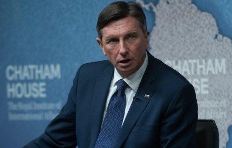 """""""Predsednik Pahor je škodljiv za Slovenijo in bi moral odstopiti"""""""
