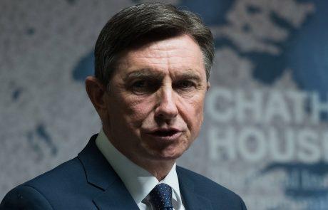 Pahor pozdravlja prepoved referendumov