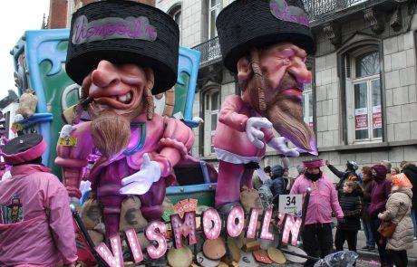Unesco rasistični belgijski karneval odstranil s seznama kulturne dediščine