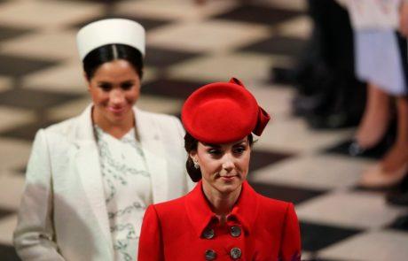 Javnost presenečena nad odločitvijo Kate Middleton, kaj takega bi prej pričakovali od Meghan Markle