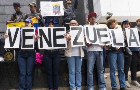 Slovenija bo Venezueli namenila humanitarno pomoč v višini 50.000 evrov