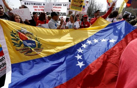 Venezuela se je znova pogreznila v temo