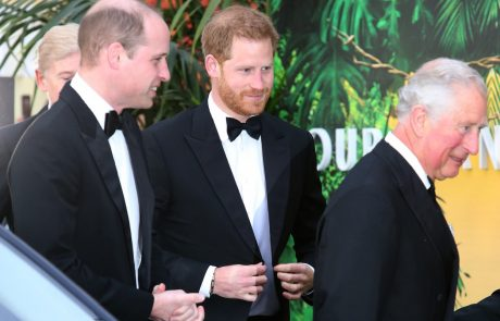 Pokesal se je: Princ Harry zapustil Meghan in Archieja
