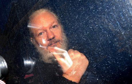 Assange je bil žrtev psihičnega mučenja, je danes zatrdil strokovnjak ZN
