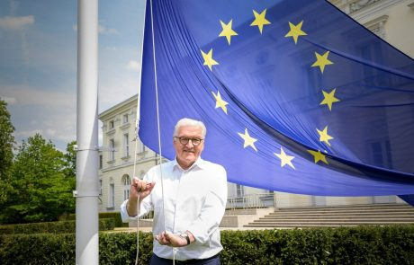 Pahor in Steinmeier: Idejo Evropske unije je treba krepiti ves čas, ne le pred volitvami