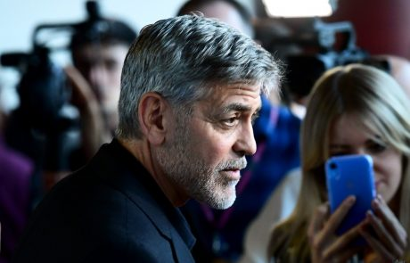 George Clooney končal v bolnišnici zaradi bolezni, ki se pogosto konča s smrtjo