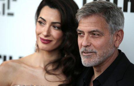 Aretirali Italijana, ki se je predstavljal za Georgea Clooneyja