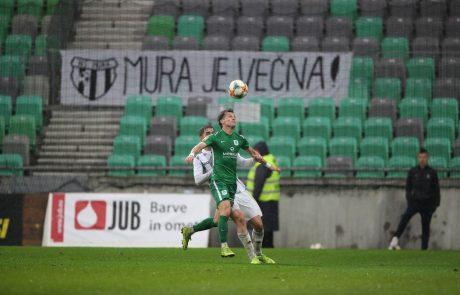 Tudi pri slovenskem nogometnem prvoligašu Muri imajo okužbo z novim koronavirusom