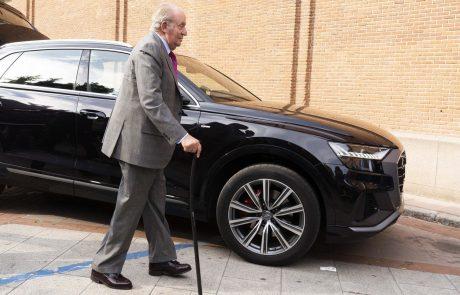 """Bivši španski kralj Juan Carlos končno v pokoj: """"Mislim, da je prišel trenutek, ko lahko obrnem nov list v življenju"""""""