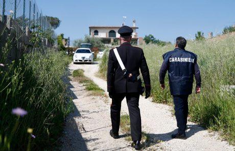 Italijanska policija prijela več kot 120 članov neapeljske mafije