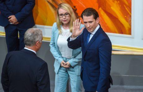 Avstrija naj bi novo, prehodno, vlado dobila v tednu dni