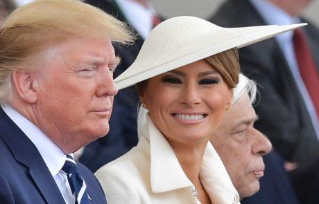 Zaradi najnovejših objav na Twitterju, Melaniji Trump nihče več ne verjame, da ljubi svojega moža