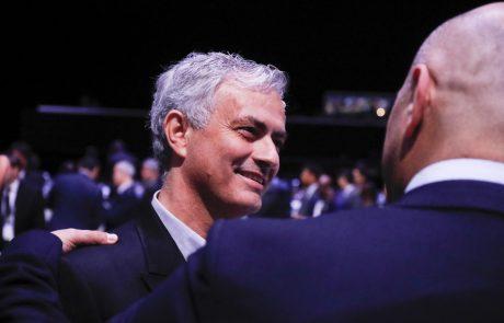 Uradno: Jose Mourinho novi trener Tottenhama
