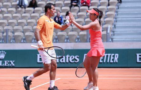 Roland Garros spet z mešanimi pari