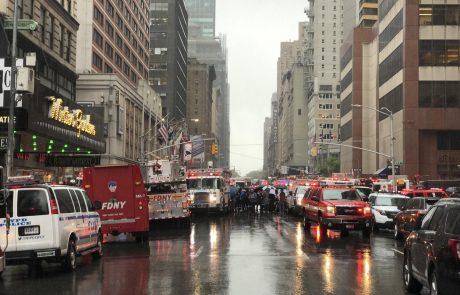 Na domu newyorškega rabina zabodenih najmanj pet ljudi