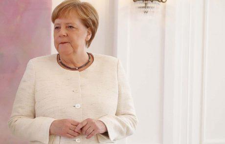 Nemška kanclerka Angela Merkel je danes odločno zavrnila možnost petega mandata na čelu vlade