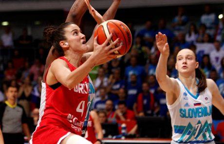 Slovenija bo v letu 2023 gostila EP v košarki za ženske!