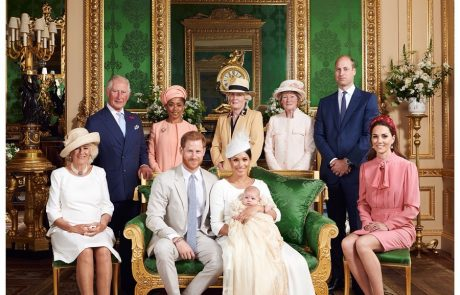 Dedek, ki si ga nihče ne želi: Princ Charles za Archieja pripravlja peklenski načrt