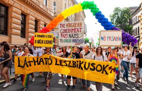 Evropska komisija napovedala ukrepe zaradi novega Orbanovega homofobnega zakona