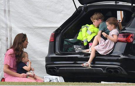 Kate Middleton po zakonski nezvestobi spet noseča