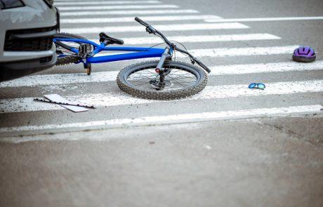 Policija prosi za informacije o sobotni prometni nesreči pri Ljutomeru
