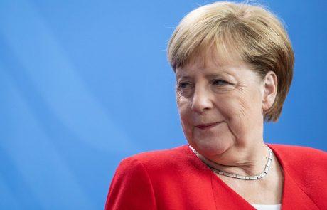 Angela Merkel zamenjala cepivo: po AstraZeneci v drugo odmerek Moderne