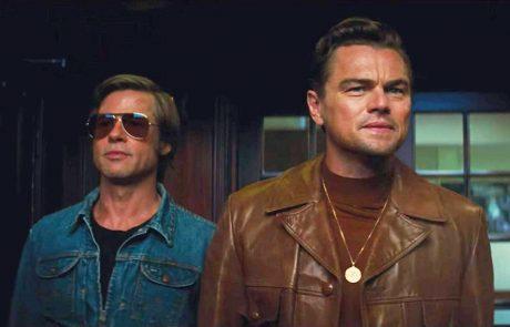 Tarantinov film Bilo je nekoč v Hollywoodu podaljšali za 10 minut
