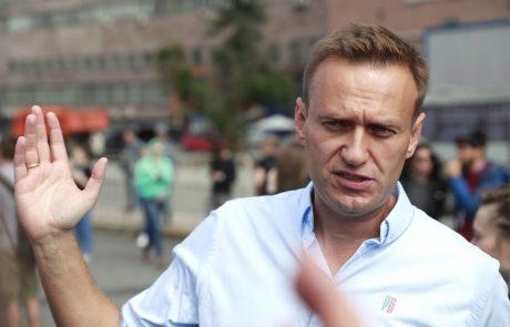 Umrl zdravnik, ki je zdravil Navalnega po zastrupitvi