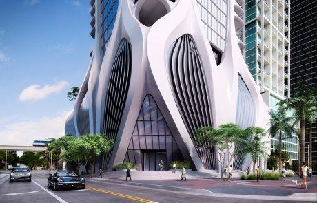 David in Victoria Beckham kupujeta stanovanje v tej neverjetno luksuzni stavbi v Miamiju