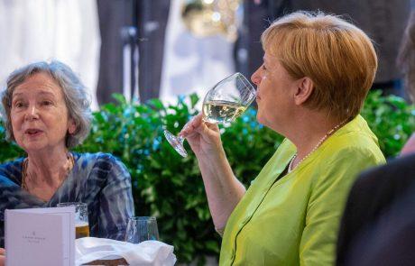 Angela Merkel že deveto leto zapored najbolj vplivna ženska na svetu