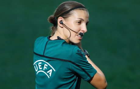 Stephanie Frappart bo prva ženska v vlogi glavne sodnice na tekmi elitne lige prvakov