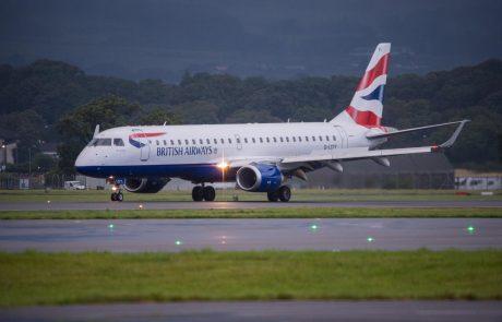 Britanski letalski prevoznik British Airways bo septembra tri dni brez svojih pilotov