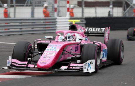 V hudi nesreči na dirki formule 2 v Belgiji dirkač Hubert podlegel poškodbam