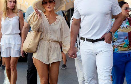 Jennifer Lopez in njen Alex sta si privoščila novo ljubezensko gnezdece, skrito pred očmi javnosti (foto)