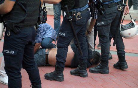 V Turčiji prijeli pet domnevnih pripadnikov IS, ker naj bi načrtovali napade