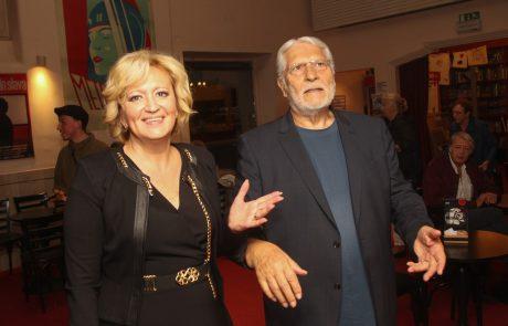 Ksenija Benedetti, žena Borisa Cavazze, povsem neprepoznavna