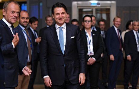 Italijanski premier Giuseppe Conte odstopil